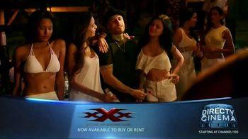 DIRECTV Cinema TV Spot, 'xXx: Return of Xander Cage' - Thumbnail 2