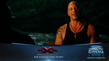 DIRECTV Cinema TV Spot, 'xXx: Return of Xander Cage' - Thumbnail 3