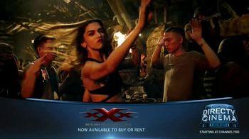 DIRECTV Cinema TV Spot, 'xXx: Return of Xander Cage' - Thumbnail 4