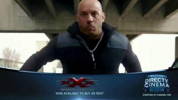 DIRECTV Cinema TV Spot, 'xXx: Return of Xander Cage' - Thumbnail 6