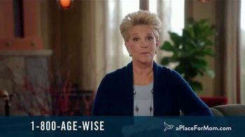 A Place For Mom TV Spot, 'Senior Living Communities' Featuring Joan Lunden - Thumbnail 7