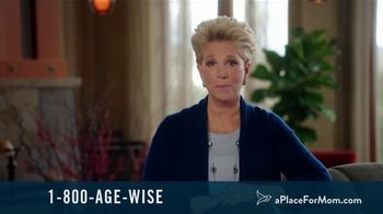 A Place For Mom TV Spot, 'Senior Living Communities' Featuring Joan Lunden - Thumbnail 8