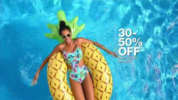 Macy's Memorial Day Sale TV Spot, 'Dive Into Summer: Swimwear' - Thumbnail 5