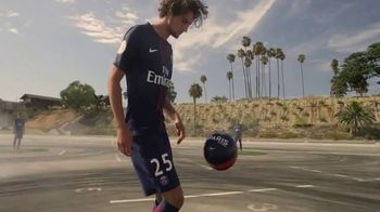 Achilles Radial TV Spot, 'Paris Saint-Germain F.C.' Featuring Adrien Rabiot - 36 commercial airings