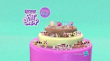 Littlest Pet Shop Frosting Frenzy Collection TV Spot, 'What a Treat' - Thumbnail 9