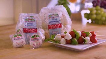 BelGioioso Fresh Mozzarella Snacking Cheese TV Spot, 'Tasty Snack' - Thumbnail 8
