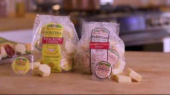 BelGioioso Fresh Mozzarella Snacking Cheese TV Spot, 'Tasty Snack' - Thumbnail 9