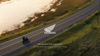 2018 Honda Gold Wing TV Spot, 'Beyond the Expected' - Thumbnail 9