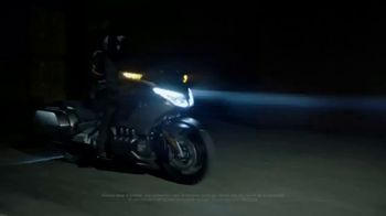 2018 Honda Gold Wing TV Spot, 'Beyond the Expected' - Thumbnail 5
