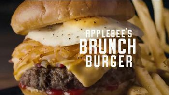 Applebee's Brunch Burger TV Spot, 'Sunshine' Song by Katrina & The Waves