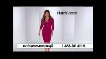 Nutrisystem Easy 8 TV Spot, 'Drop Unhealthy Pounds' Featuring Marie Osmond - 101 commercial airings