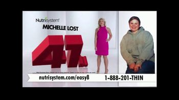 Nutrisystem Easy 8 TV Spot, 'Drop Unhealthy Pounds' Featuring Marie Osmond - Thumbnail 2