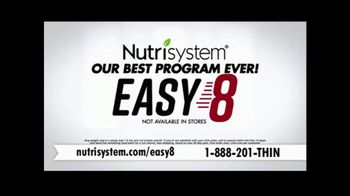 Nutrisystem Easy 8 TV Spot, 'Drop Unhealthy Pounds' Featuring Marie Osmond