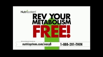Nutrisystem Easy 8 TV Spot, 'Drop Unhealthy Pounds' Featuring Marie Osmond - Thumbnail 6