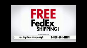 Nutrisystem Easy 8 TV Spot, 'Drop Unhealthy Pounds' Featuring Marie Osmond - Thumbnail 7