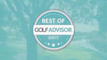 GolfAdvisor.com TV Spot, 'Best of 2017 Lists'