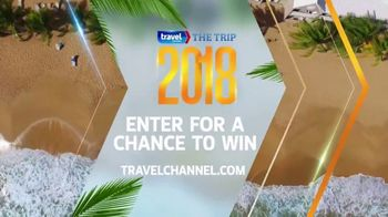Travel Channel The Trip 2018 TV Spot, 'From Saint Lucia to Antigua' - Thumbnail 10
