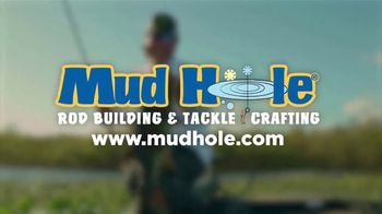 Mud Hole Custom Tackle TV Spot, 'Countless Rods' Featuring John Cox - Thumbnail 9