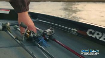 Mud Hole Custom Tackle TV Spot, 'Countless Rods' Featuring John Cox - Thumbnail 1