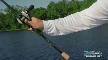 Mud Hole Custom Tackle TV Spot, 'Countless Rods' Featuring John Cox - 33 commercial airings
