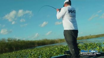 Mud Hole Custom Tackle TV Spot, 'Countless Rods' Featuring John Cox - Thumbnail 6