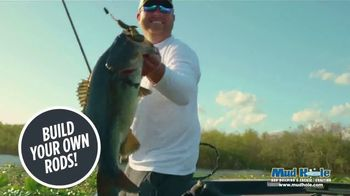 Mud Hole Custom Tackle TV Spot, 'Countless Rods' Featuring John Cox - Thumbnail 8