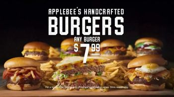 Applebee's Quesadilla Burger TV Spot, 'Wild Thing' Song by The Troggs - Thumbnail 9