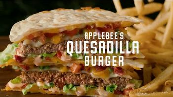 Applebee's Quesadilla Burger TV Spot, 'Wild Thing' Song by The Troggs - Thumbnail 8