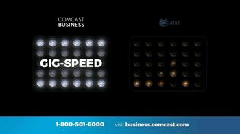 Comcast Business Gig-Speed Internet TV Spot, 'Who Delivers More: Voice' - Thumbnail 4