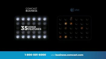 Comcast Business Gig-Speed Internet TV Spot, 'Who Delivers More: Voice' - Thumbnail 8