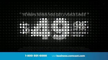 Comcast Business Gig-Speed Internet TV Spot, 'Who Delivers More: Voice' - Thumbnail 9