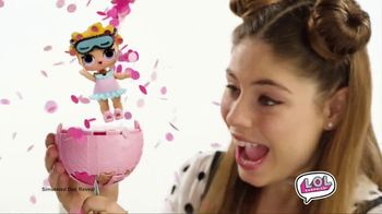 L.O.L. Surprise! Confetti Pop TV Spot, 'Amazing Surprises'