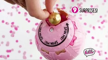 L.O.L. Surprise! Confetti Pop TV Spot, 'Amazing Surprises' - Thumbnail 3