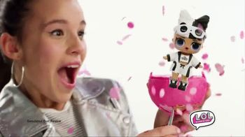 L.O.L. Surprise! Confetti Pop TV Spot, 'Amazing Surprises' - Thumbnail 8