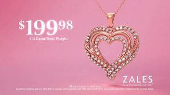 Zales Valentine's Day Specials TV Spot, 'Bring the Love' - Thumbnail 5