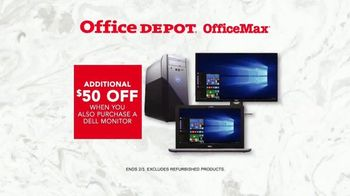 Office Depot OfficeMax TV Spot, 'Dell PCs' - Thumbnail 8