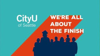 City University of Seattle TV Spot, 'All About the Finish' - Thumbnail 5