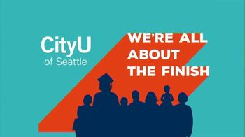 City University of Seattle TV Spot, 'All About the Finish' - Thumbnail 7