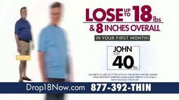 Nutrisystem for Men TV Spot, '2018 Losing Weight Is Easy'
