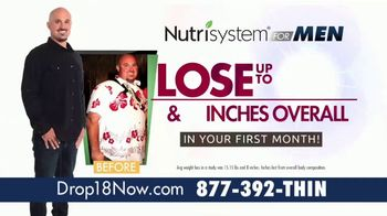 Nutrisystem for Men TV Spot, '2018 Losing Weight Is Easy' - Thumbnail 6