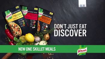 Knorr One Skillet Meals TV Spot, 'Discover' - Thumbnail 9