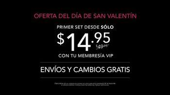 AdoreMe.com Oferta del Día de San Valentín TV Spot, 'El problema' [Spanish] - Thumbnail 9