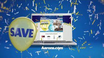 Aaron's Anniversary Sale TV Spot, 'New Agreement' - Thumbnail 8