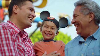 Disneyland SoCal Resident Ticket TV Spot, 'Get More Happy'