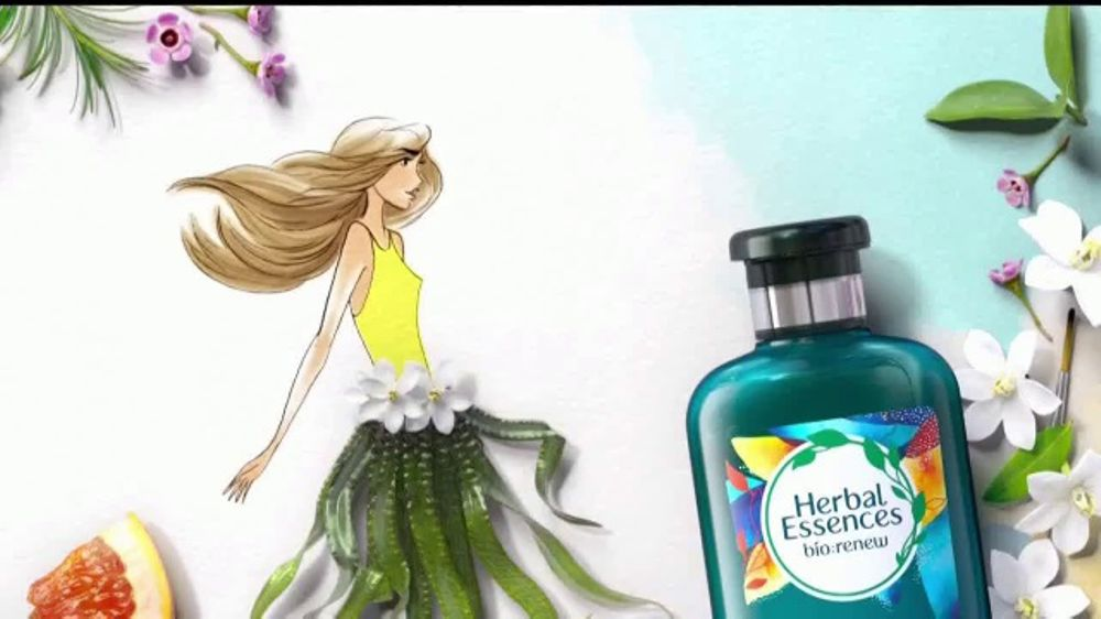 Herbal Essences bio:renew TV Commercial, 'Mucho gusto, aloe'