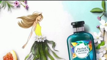 Herbal Essences bio:renew TV Spot, 'Mucho gusto, aloe' [Spanish] - Thumbnail 4