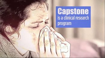 Capstone TV Spot, 'Investigational Flu Drug'