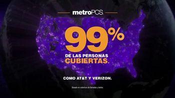 MetroPCS TV Spot, 'Vivir sin límites' canción de Oh The Larceny [Spanish] - Thumbnail 8