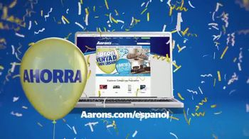 Aaron's Venta de Aniversario TV Spot, 'Grandes ahorros' [Spanish] - Thumbnail 9
