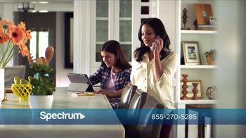 Spectrum Internet & Voice TV Spot, 'Súper rápido' [Spanish]
